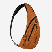 Mens Chest Sling Packs Shoulder Cross Body Bag Cycle Day Packs Satchel Backpack