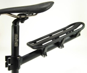 Seat Post Mount Rear Rack for Mountain Bike Road Bicycle