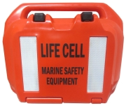 The Trailer Boat by Life Cell, EPIRB, Emergency Flotation Safety Gear - LF5