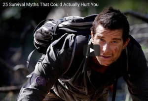 25 Survival Myths That Could Actually Hurt You